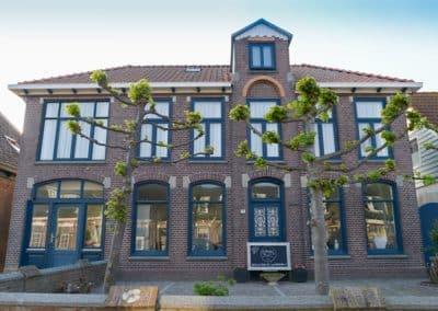BnB De Moerbei Texel De Cocksdorp centrum WEB