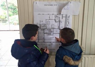 Verbouwing De Moerbei Texel