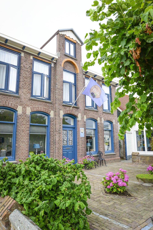 BnB De Moerbei Texel in de zomer (1)