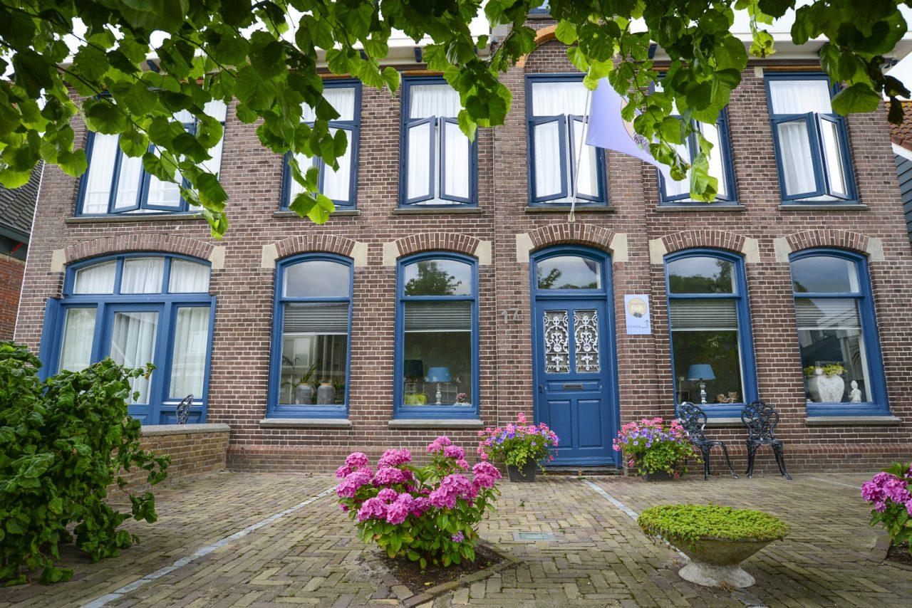 BnB De Moerbei Texel in de zomer (2)