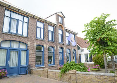 BnB De Moerbei Texel in de zomer (3)
