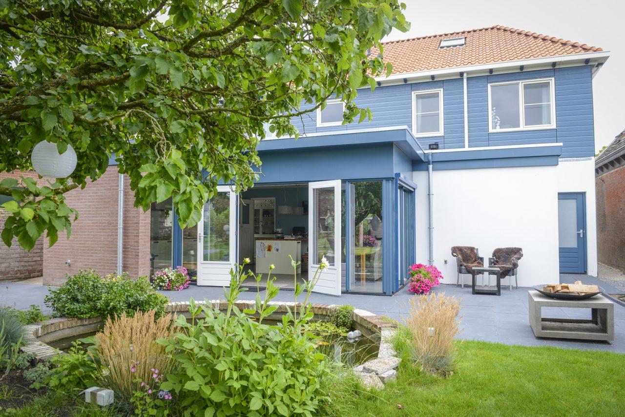 BnB De Moerbei Texel in de zomer (6)